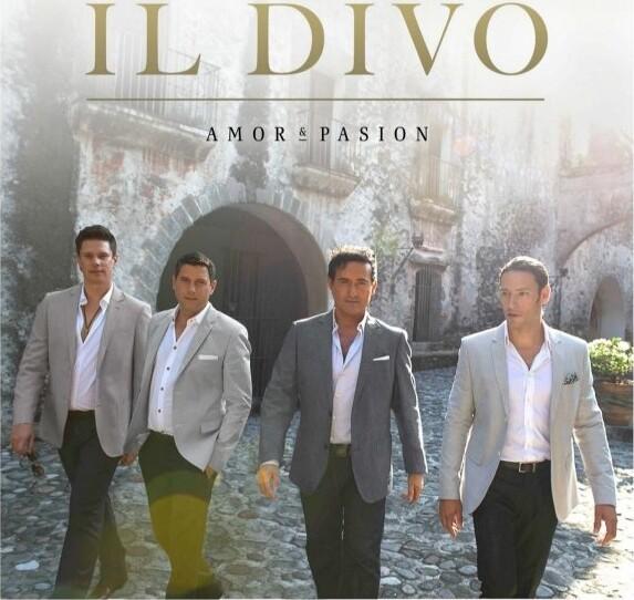 Image of   Il Divo - Amor & Pasión - CD