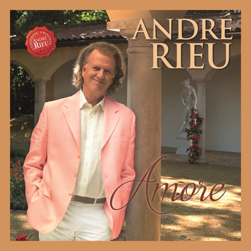 Image of   Andre Rieu - Amore - CD