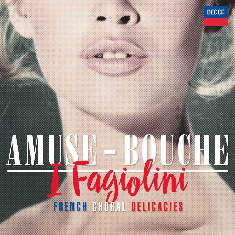 Image of   I Fagiolini - Amuse-bouche - CD