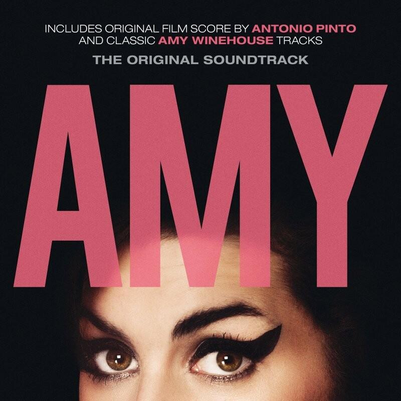 Image of   Amy Winehouse - Amy - Soundtrack - Vinyl / LP