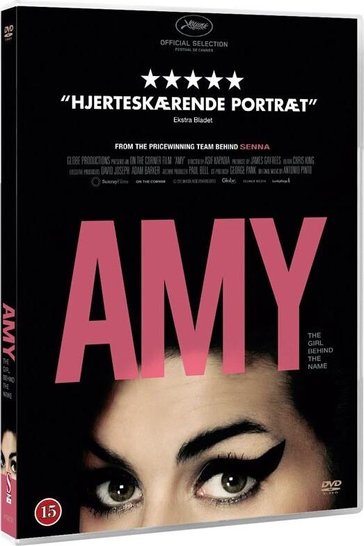 Image of   Amy Winehouse Dokumentar - DVD - Film