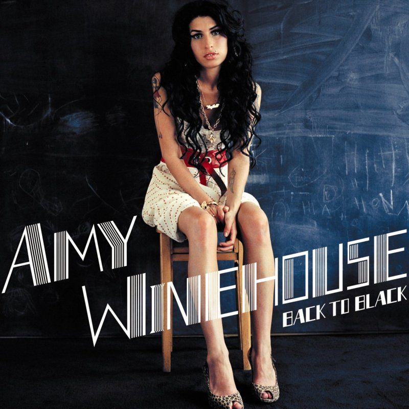 Image of   Amy Winehouse - Back To Black - CD
