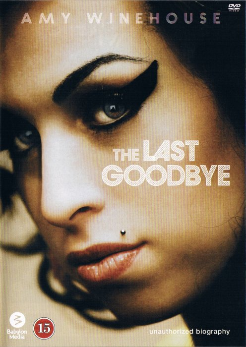 Image of   Amy Winehouse - The Last Goodbye - DVD - Film