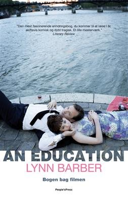Image of   An Education - Lynn Barber - Bog