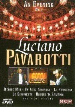 Billede af An Evening With Lucianao Pavarotti - DVD - Film