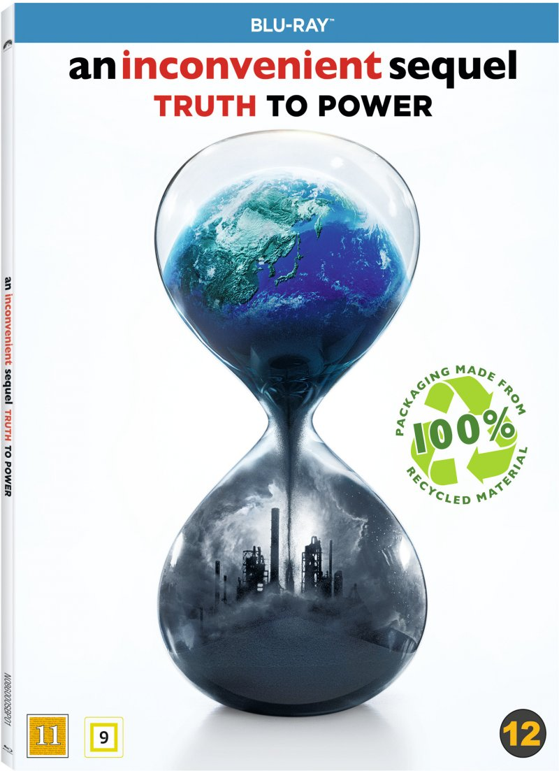 Image of   An Inconvenient Sequel - Truth To Power / En Ubekvem Sandhed 2 - Blu-Ray