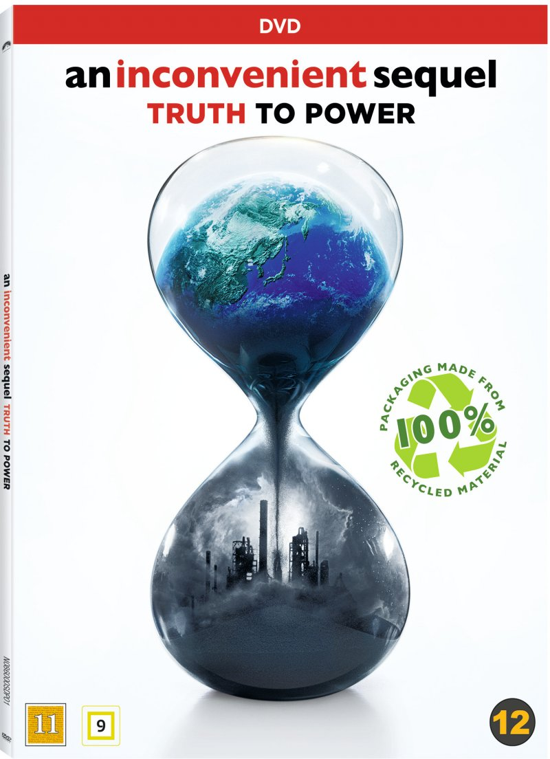 Image of   An Inconvenient Sequel - Truth To Power / En Ubekvem Sandhed 2 - DVD - Film