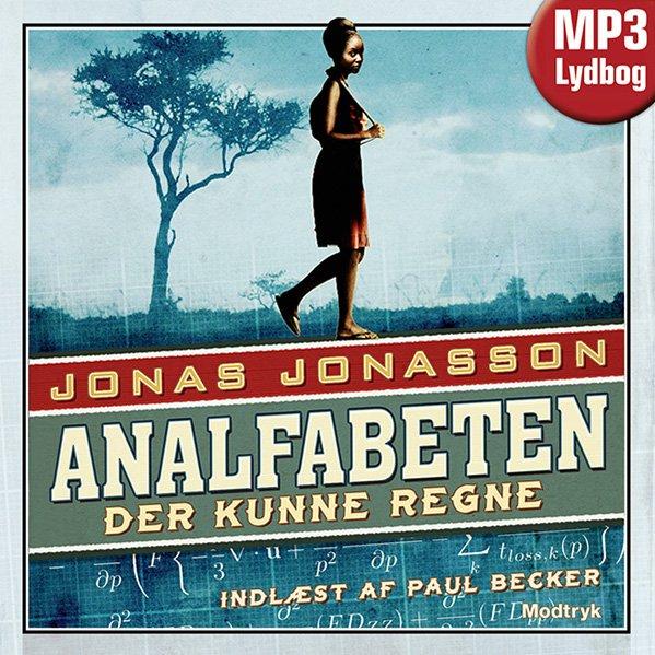 Image of   Analfabeten Der Kunne Regne - Jonas Jonasson - Cd Lydbog