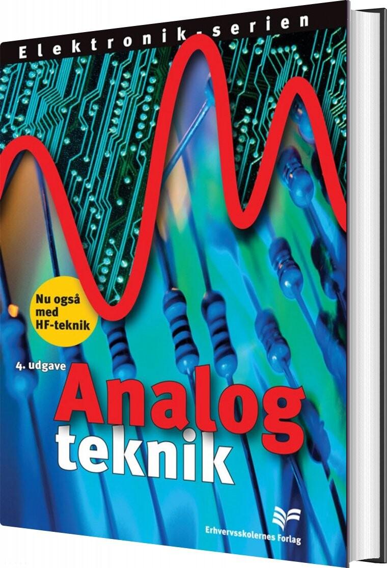 Image of   Analogteknik - Anders Christensen - Bog