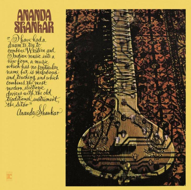 Image of   Ananda Shankar - Ananda Shankar - Vinyl / LP