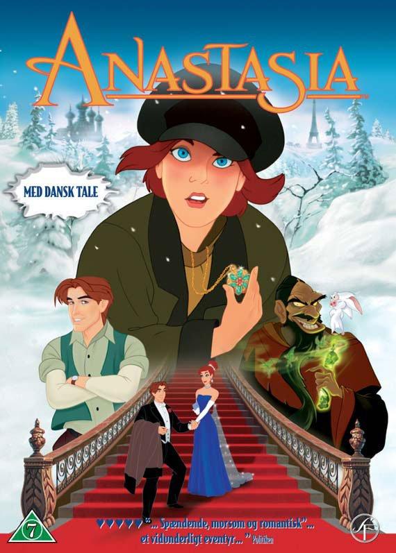 Image of   Anastasia - DVD - Film