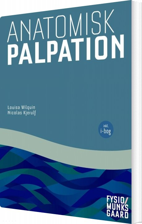 Image of   Anatomisk Palpation - Louisa Wilquin - Bog