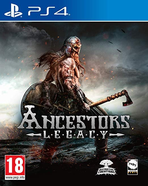 Image of   Ancestors Legacy: Conquerors Edition - PS4
