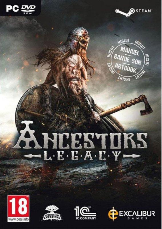 Image of   Ancestors Legacy - PC