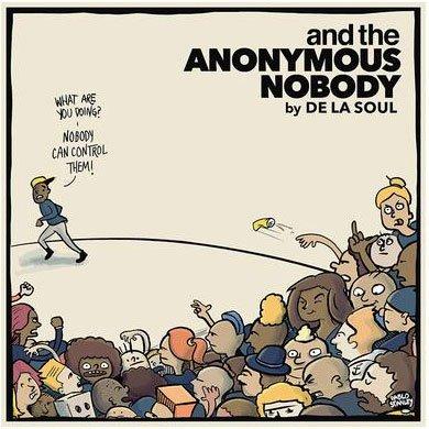 Image of   De La Soul - And The Anonymous Nobody... - Vinyl / LP