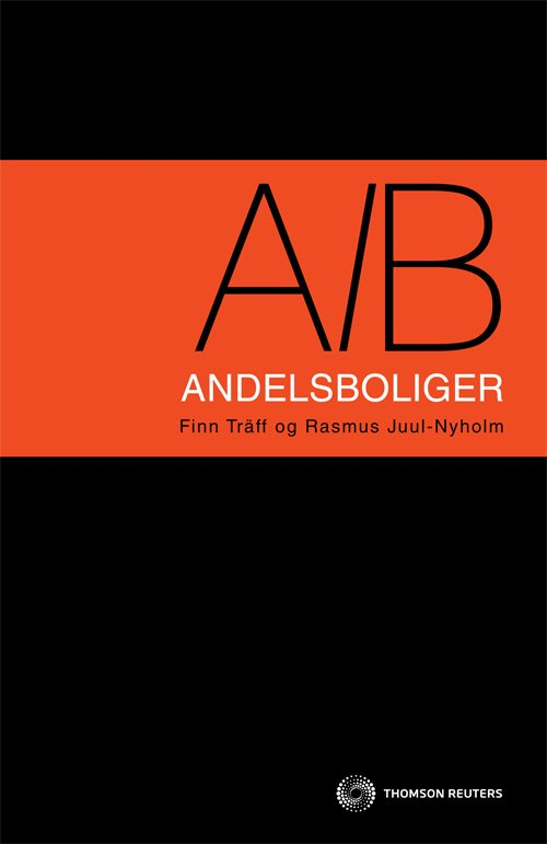 Image of   Andelsboliger - Finn Träff - Bog
