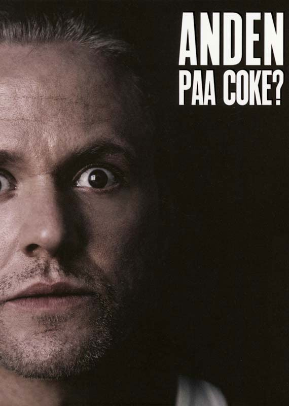 Image of   Anders Matthesen: Anden På Coke - DVD - Film
