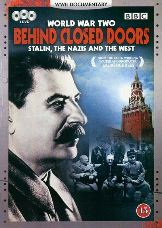 Billede af Anden Verdenskrig - Bag Lukkede Døre - DVD - Film
