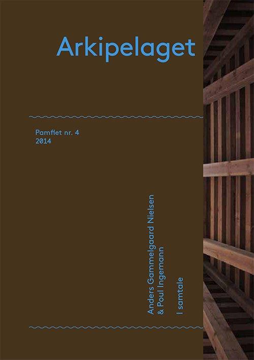 Image of   Anders Gammelgaard Nielsen & Poul Ingemann I Samtale - Anders Gammelgaard Nielsen - Bog