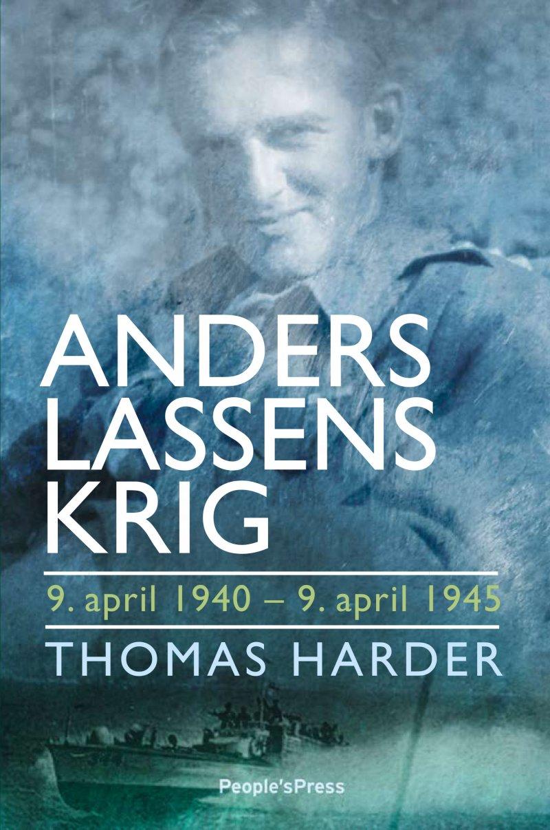 Billede af Anders Lassens Krig - Thomas Harder - Bog