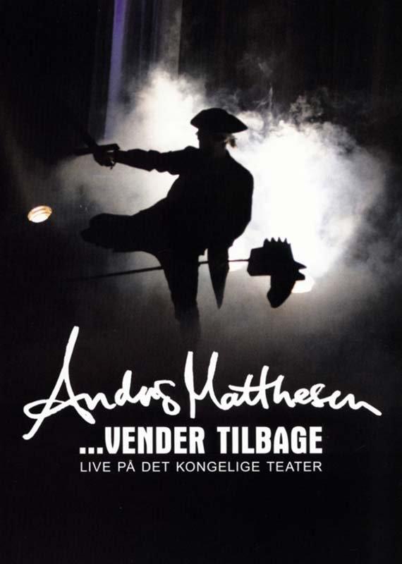 Image of   Anders Matthesen - Anden Vender Tilbage - DVD - Film