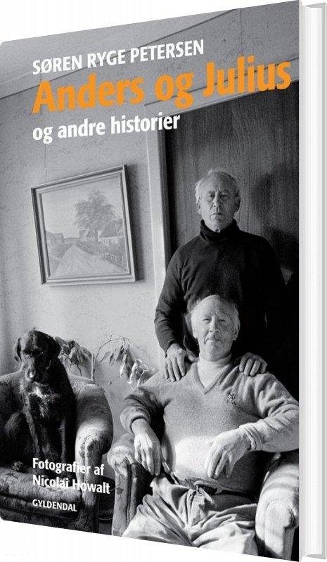 Image of   Anders Og Julius Og Andre Historier - Søren Ryge Petersen - Bog