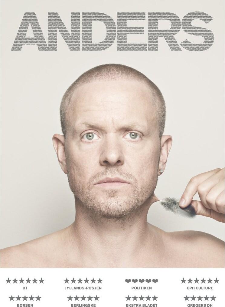 Image of   Anders Matthesen: Anders - DVD - Film