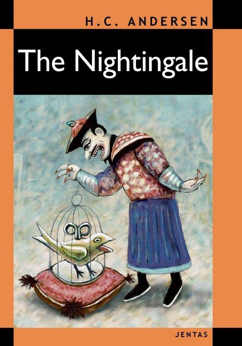 Image of   Andersen,h.c., The Nightingale - Ukendt Forfatter - Bog