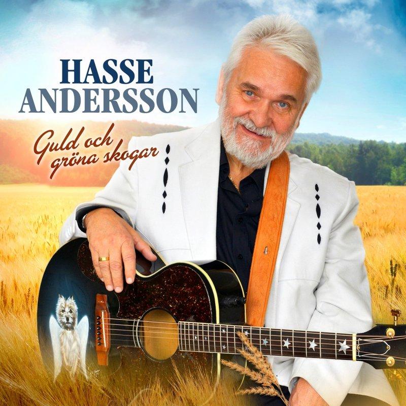 Image of   Hasse Andersson - Guld Och Gröna Skogar - CD