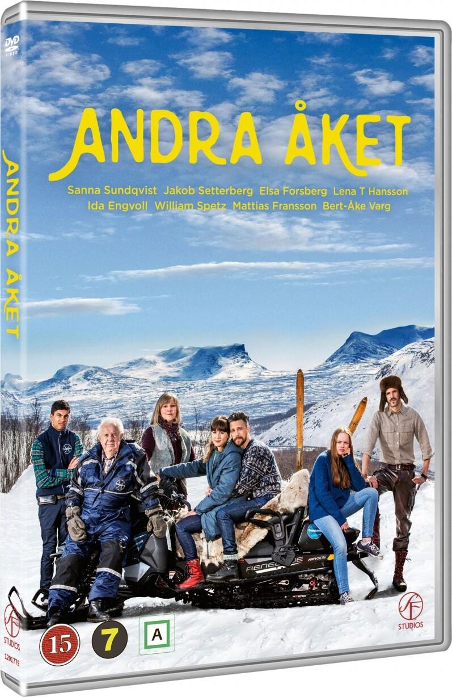 Image of   Andet Gennemløb - Sæson 1 - DVD - Tv-serie