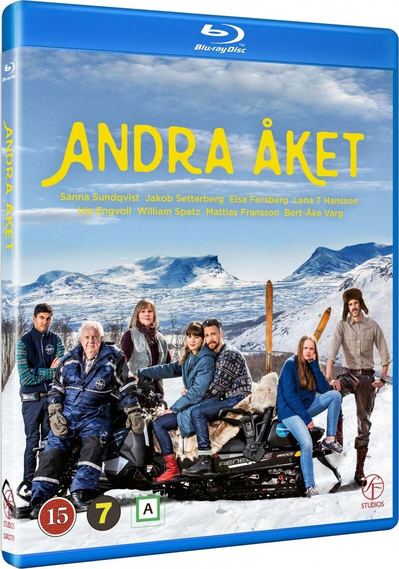 Image of   Andet Gennemløb - Blu-Ray - Tv-serie