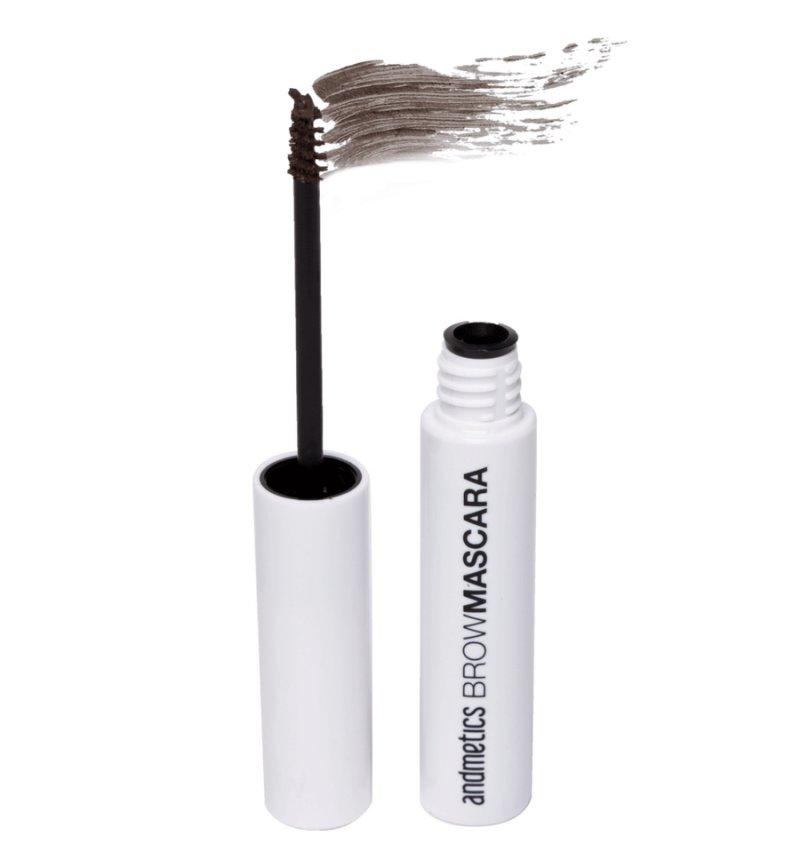 Image of   Brow Mascara Dark Brown - Andmetics