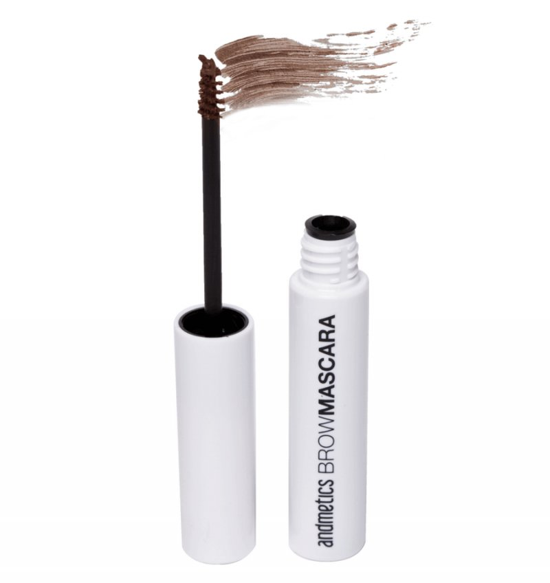 Image of   Brow Mascara Light Brown - Andmetics