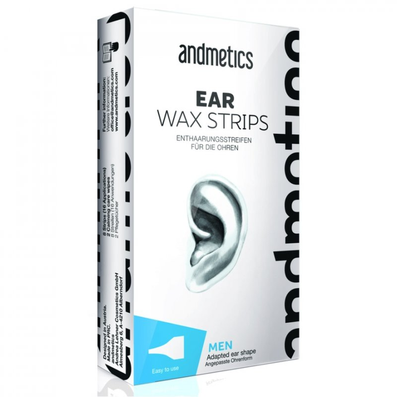 Image of   Ear Hair Removal Wax Strips