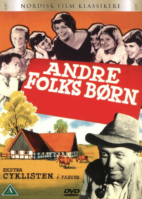 Image of   Andre Folks Børn - DVD - Film