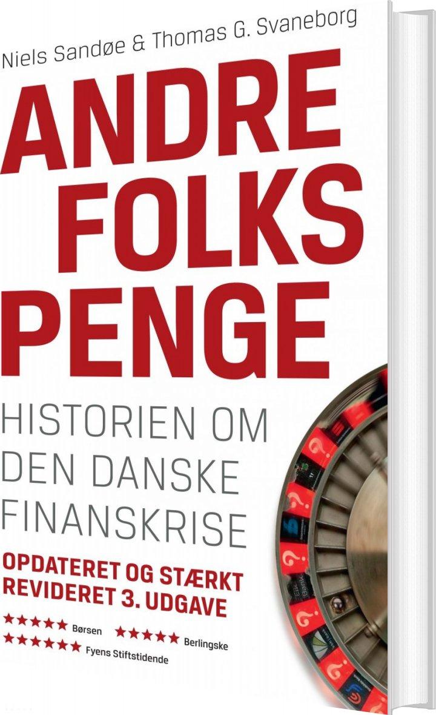 Image of   Andre Folks Penge - Ny Udgave - Niels Sandøe - Bog