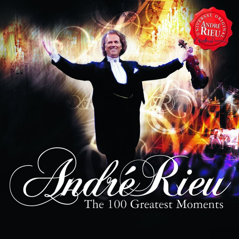 Image of   Andre Rieu - 100 Greatest Moments - CD