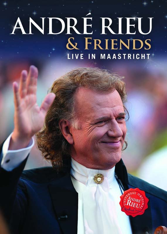 Image of   Andre Rieu And Friends - Live In Maastricht Vii - DVD - Film