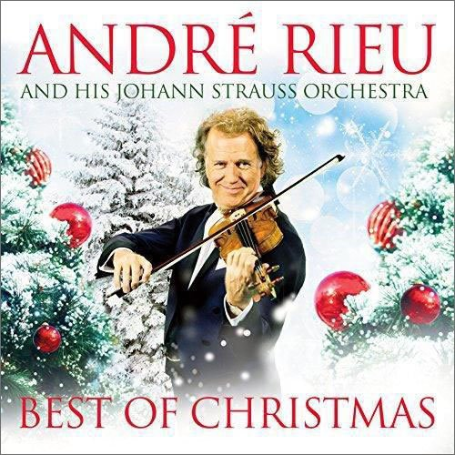 Image of   Andre Rieu - Best Of Christmas (cd+dvd) - CD
