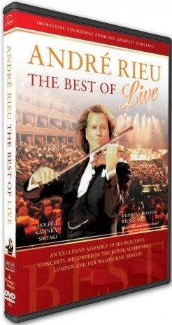 Image of   Andre Rieu - Best Of Live - DVD - Film