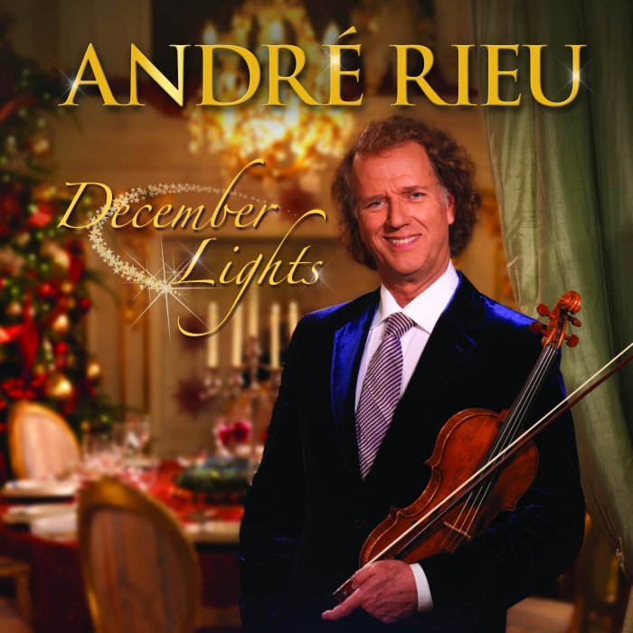Image of   Andre Rieu - December Lights - CD
