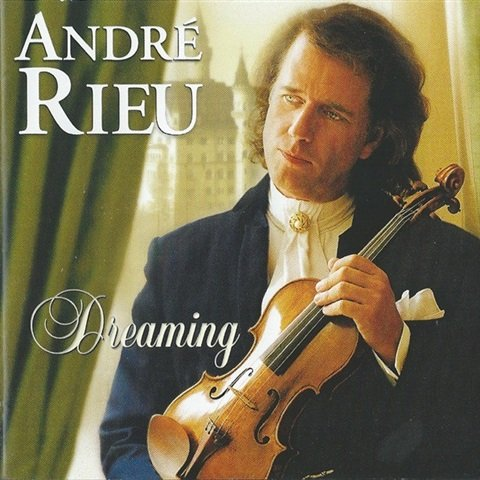 Image of   Andre Rieu - Dreaming - CD