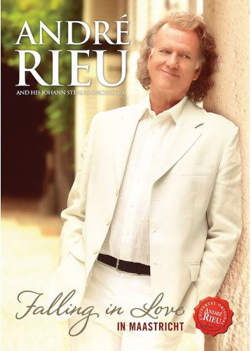 Billede af Andre Rieu: Falling In Love In Maastricht - Blu-Ray