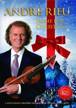 Image of   Andre Rieu - Home For Christmas - DVD - Film