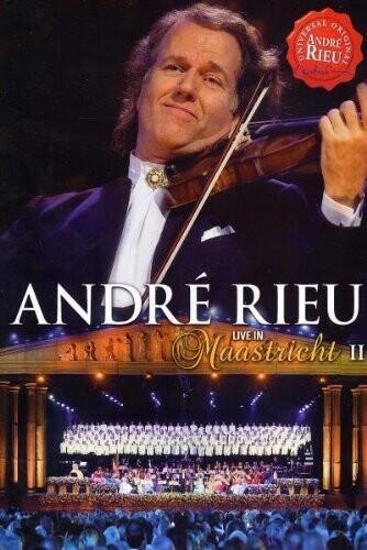 Billede af Andre Rieu - Live In Maastricht 2 - DVD - Film