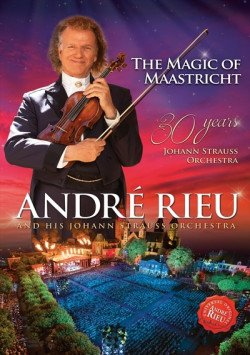 Billede af Andre Rieu - Magic Of Maastricht: 30 Years Of The Johan Straus Orchestra - DVD - Film