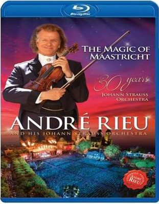 Billede af Andre Rieu Magic Of Maastricht - 30 Years Of The Johan Straus Orchestra - Blu-Ray