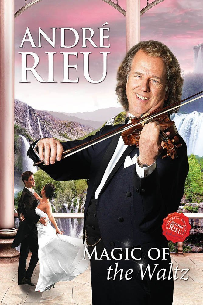 Image of   Andre Rieu - Magic Of The Waltz - DVD - Film