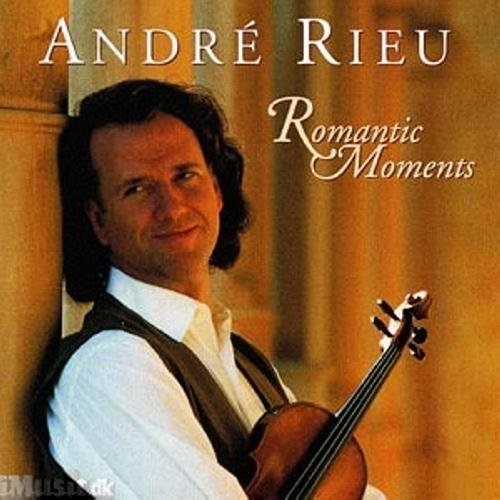Image of   Andre Rieu - Romantic Moments - CD