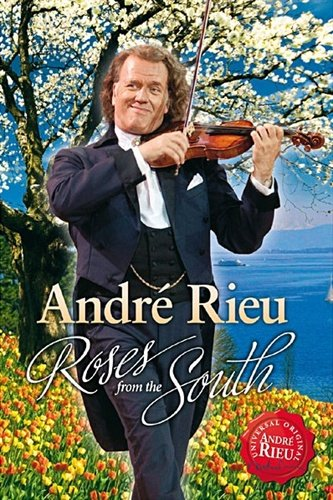 Image of   Andre Rieu - Roses From The South - DVD - Film